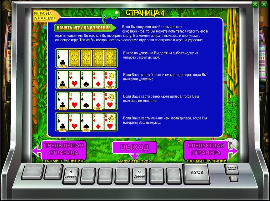 Игровой автомат Crazy Monkey онлайн бесплатно