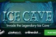 Игровой автомат Ice Cave пополнил список новинок от Playtech