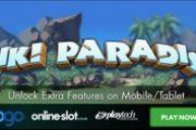 Больше мобильности! Tiki Paradise разблокирует бонусы при игре с мобильного устройства