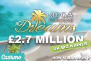 Британка, выигравшая 2,7 млн. фунтов стерлинга, намерена отпраздновать 60-летие на широкую ногу
