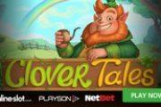 Удача по-ирландски: Playson представляет Clover Tales