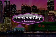 Приветственный бонус от JakpotCity